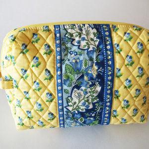 "Vera Bradley ""Katherine"" Travel Cosmetic Bag"